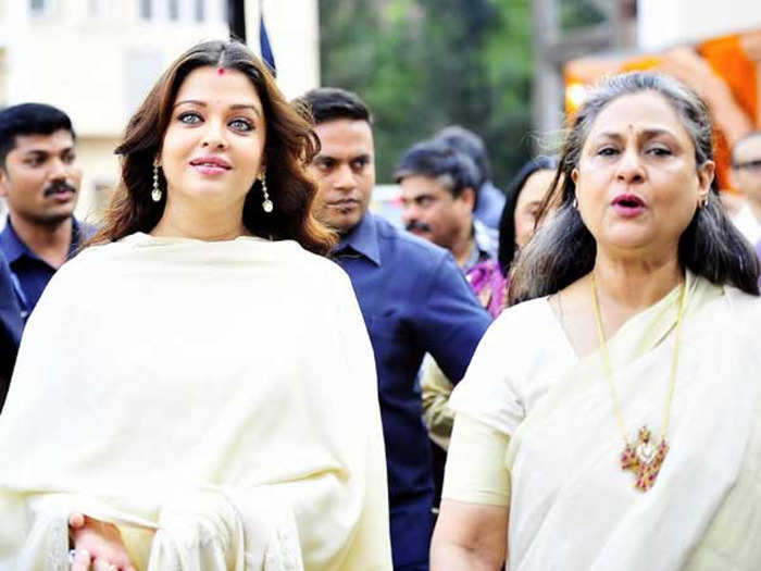 jaya bachchan had made aishwarya rai cried with emotional speech know why lovely beginning is important for saas bahu