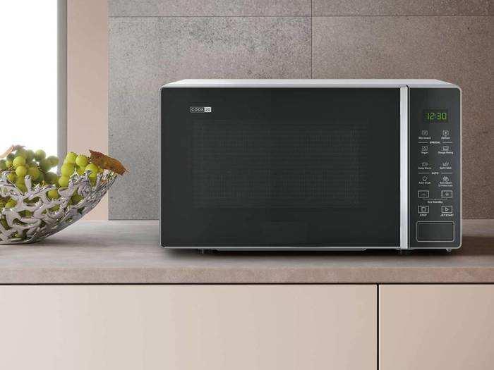 इन Microwave Oven में बने टेस्टी डिश को देख कर आएगा मुँह में पानी