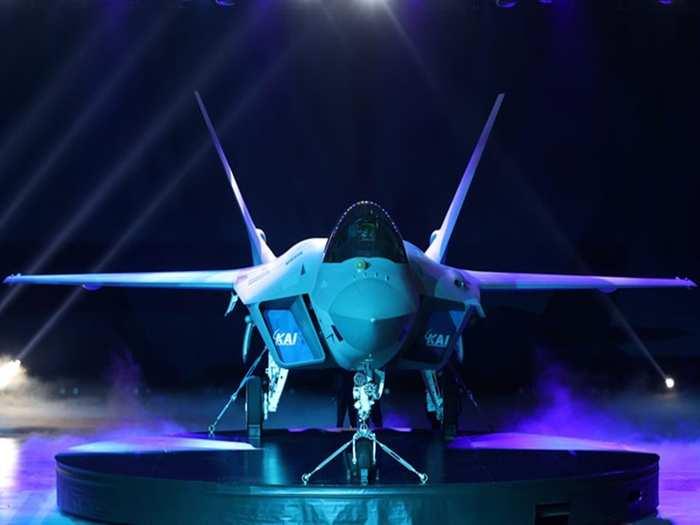 South Korea KF-21 fighter jet 01