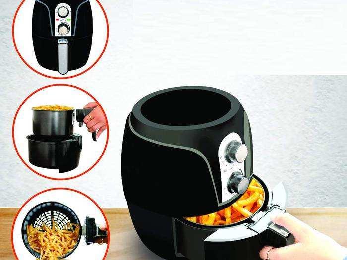 41% की भारी छूट पर खरीदें ये Air Fryer, 85% तक कम तेल में फ्राई करें टेस्टी स्नैक्स