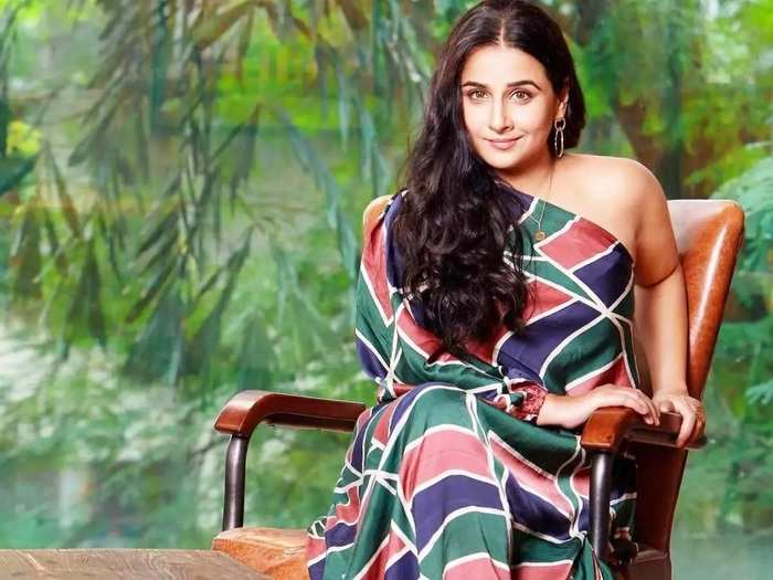 vidya balan had not seen her face in the mirror for six months after get rejected for film in marathi