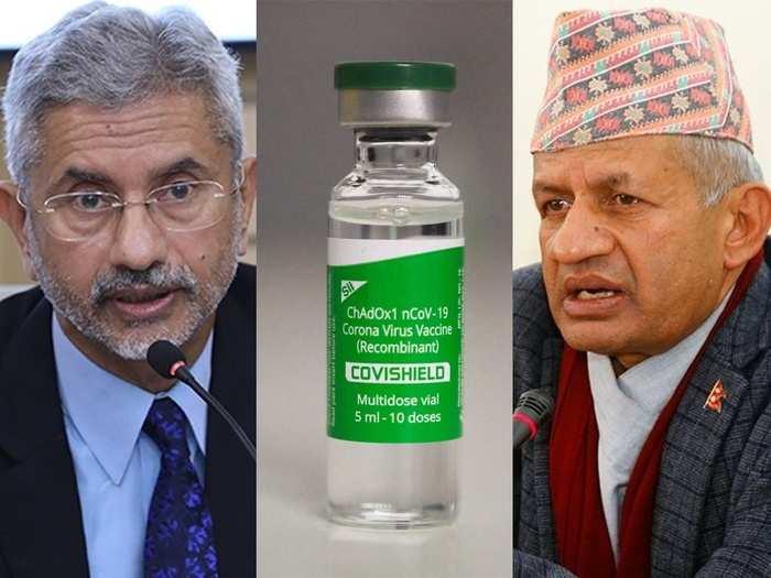 Vaccine Napal India
