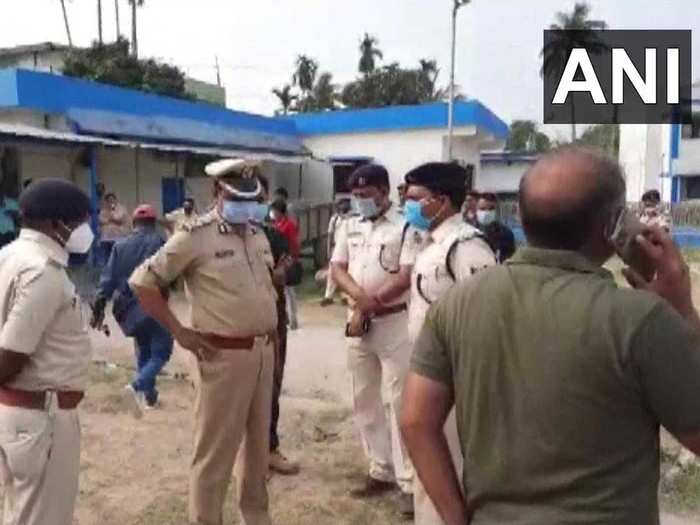 Bihar Police officer lynched in Bengal