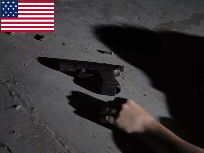 US Gun Cluture