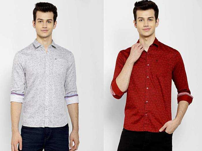 Stylish Shirt : ट्रेंडी और स्टाइलिश लुक पाने के लिए इन Shirts को आज ही खरीदें, 45% तक मिलेगा डिस्काउंट