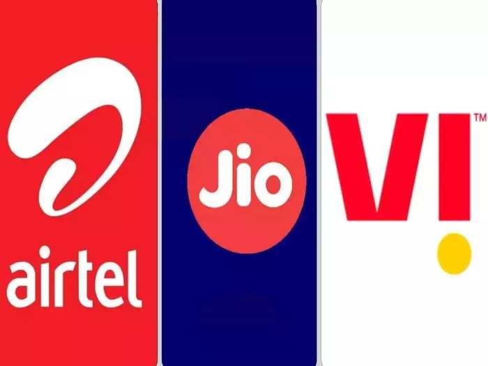 Jio Airtel Vodafone Idea Best Prepaid Data Plans