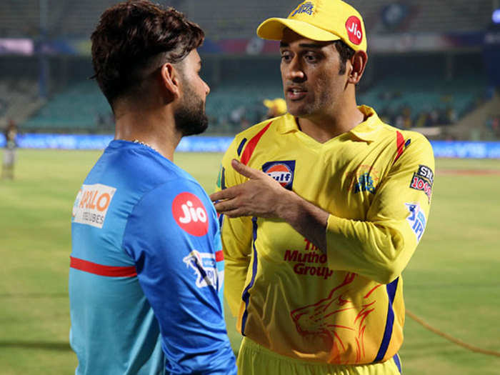 CSK vs DC Playing XI: बेस्ट कप्तान धोनी को युवा पंत की चुनौती, देखें दोनों टीमों की प्लेइंग-XI