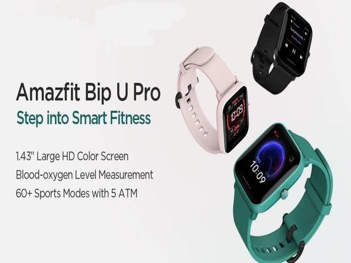 Amazfit Bip U Pro Smartwatch Price Sale Offers 2