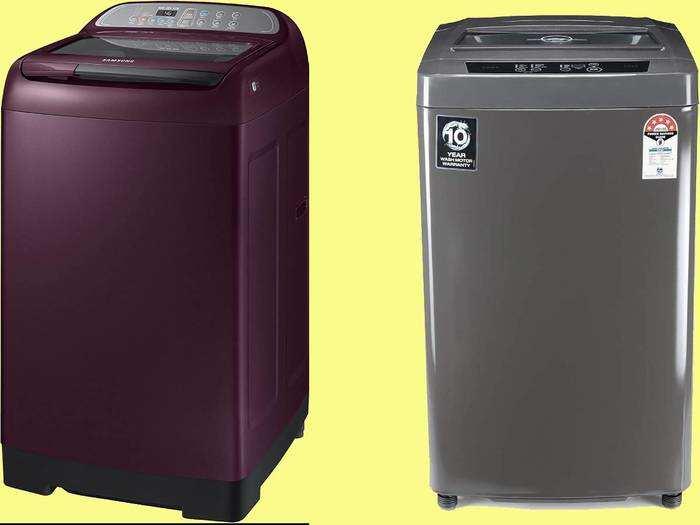 समय के साथ बिजली और पानी की भी बचत करती हैं ये Washing Machines, 31% की छूट पर उपलब्ध
