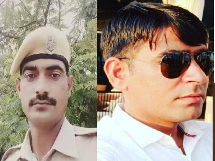 Bhilwara news : बेखौफ तस्करों ने दो पुलिसवालों को मार डाला, नाकेबंदी तोड़ी, की ताबड़तोड़ फायरिंग