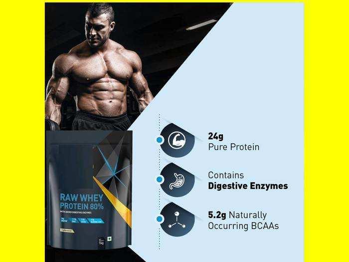 Whey Protein के इस्तेमाल से मसल्स होती हैं मजबूत और बढ़ती है इम्यूनिटी, 40% तक के हैवी डिस्काउंट पर उपलब्ध