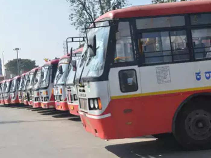 ksrtc buses karnataka