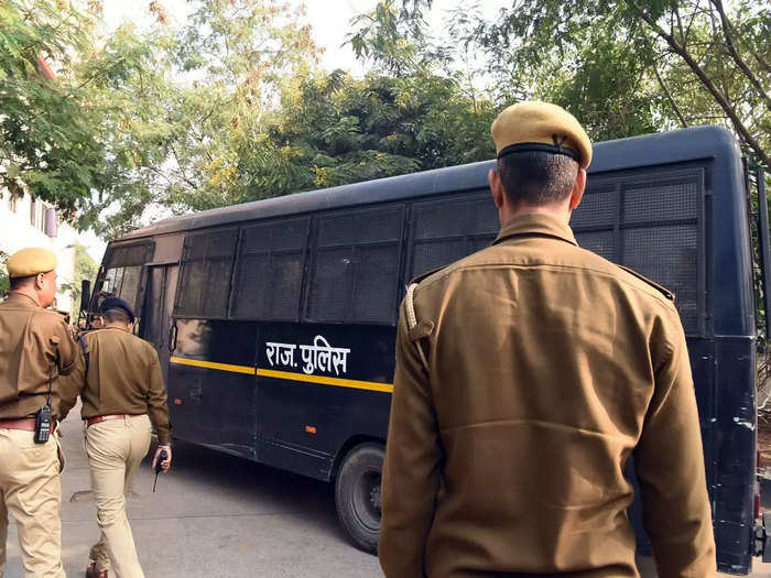 Rajsthan-police