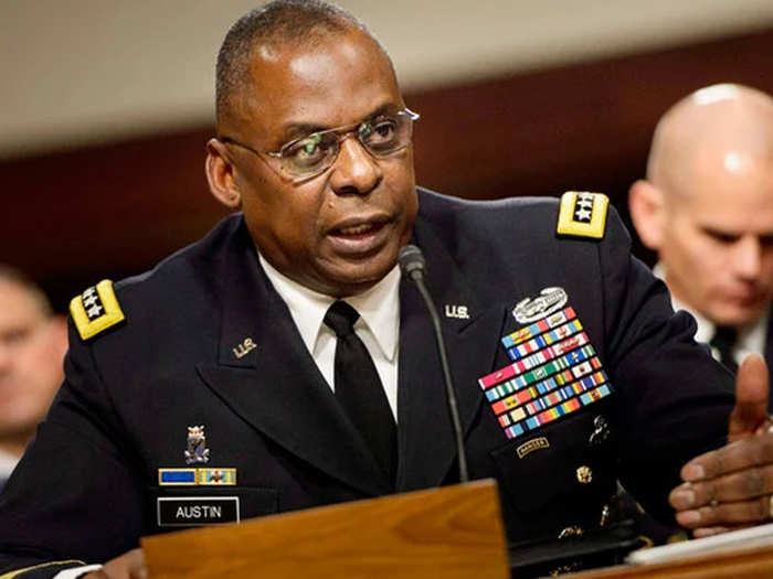 अमेरिका के रक्षा मंत्री