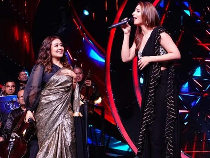 Neha Kakkar And Dhvani Bhanushali