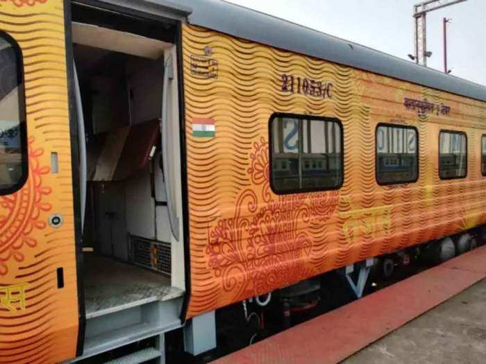 indian railway news: travelling on rajdhanis with modern coaches gets costlier, base fare of delhi-agartala train 5 percent increased