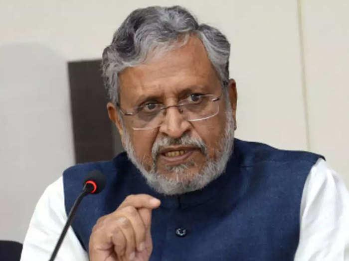 Bihar, तेजप्रताप-मांझी की मुलाकात पर बोले सुशील मोदी, NDA एकजुट, नीतीश सरकार पर आंच नहीं