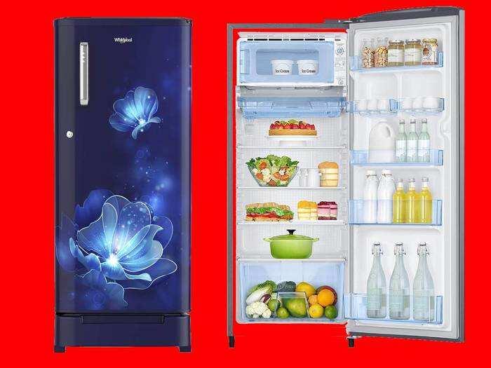 बैचलर्स और छोटी फैमिली के लिए बेस्ट हैं यह सिंगल डोर Refrigerator, कीमत भी है कम