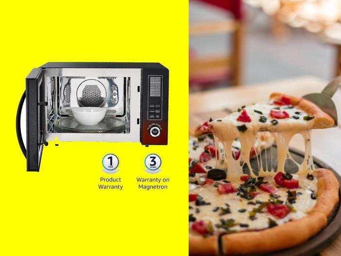 रोजाना घर पर ट्राई करें नई नई रेसिपीज इन Microwave Ovens में, Amazon Sale में खरीदें भारी छूट पर