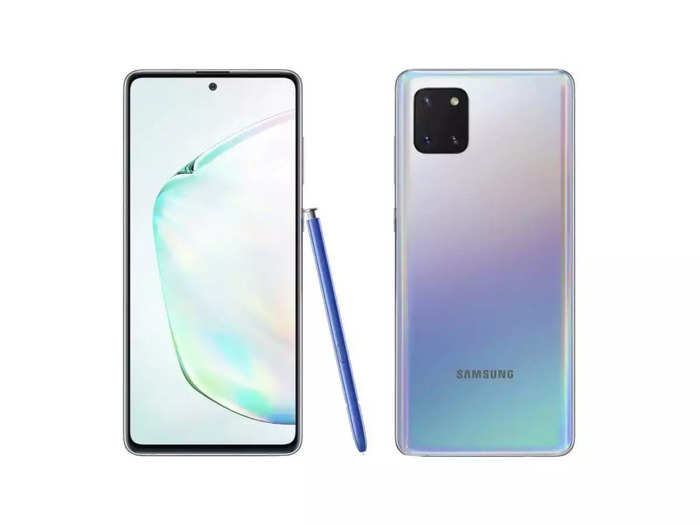Samsung Galaxy Note 10 Lite को Rs 15,000 के फ्लैट डिस्काउंट पर खरीदने का मौका