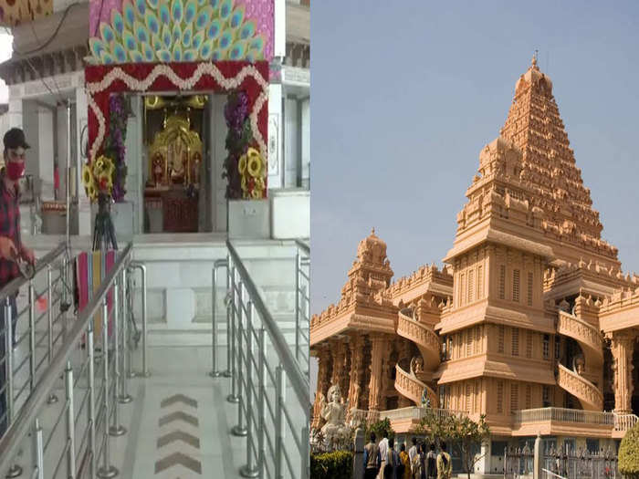 restrictions in delhi temples due to surge in coronavirus cases know the details