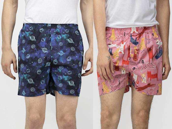 Cotton Boxers : फंकी और कैजुअल लुक पाने के लिए खरीदें ये Boxers, कीमत केवल ₹599