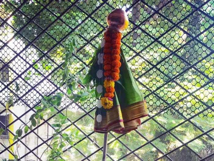 how and why gudi padwa celebrated in maharashtra in marathi
