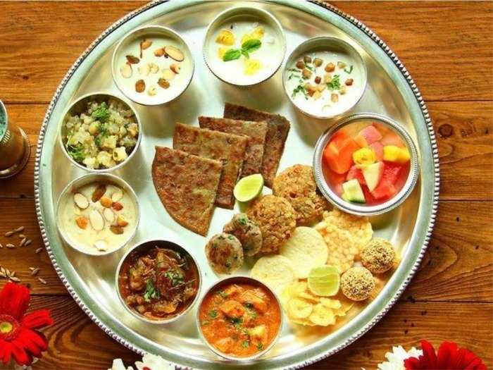 navratri 2021 fasting rules what to eat and avoid during fasting