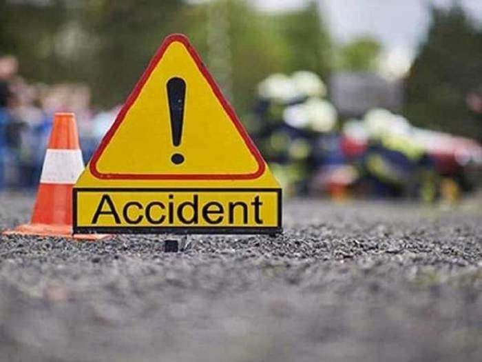 Road accident general