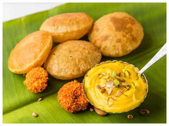 why people eat shrikhand puri on gudi padwa in marathi