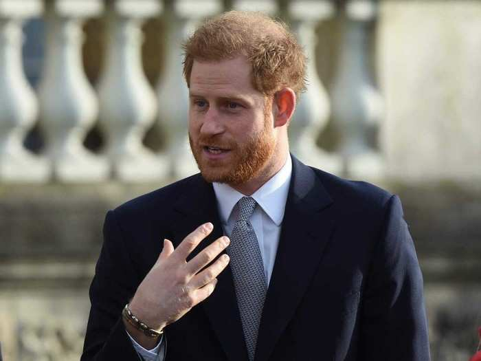 Prince Harry File Photo