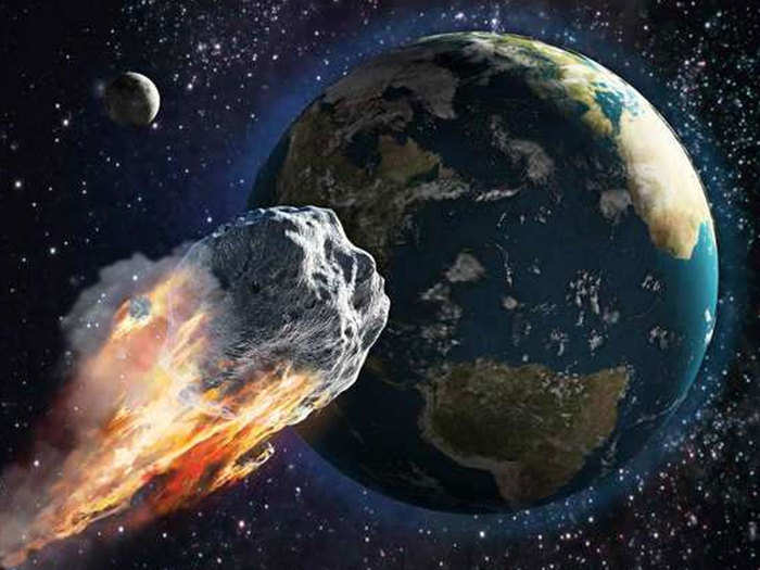 asteroids threat to earth