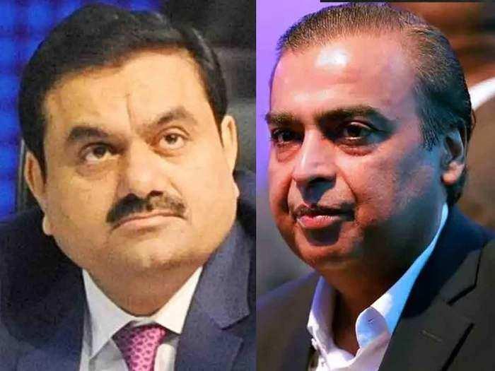 how flipkart deal with adani group is indirectly gautam adani vs mukesh ambani
