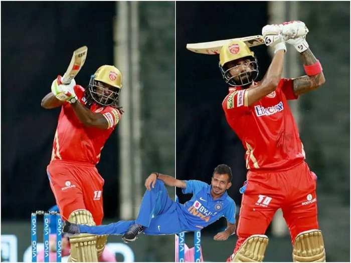 IPL 2021: PBKS छोड़ RCB में गए केएल राहुल और क्रिस गेल? युजवेंद्र चहल ने कर दिया यह कैसा खेल