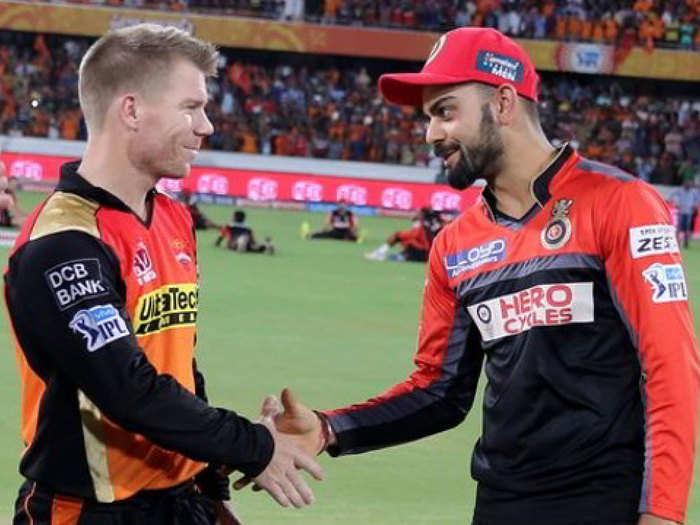 SRH vs RCB Preivew: रॉयल चैलेंजर्स बैंगलोर को वॉर्नर की हैदराबाद का चैलेंज, विराट की टीम इसलिए भारी