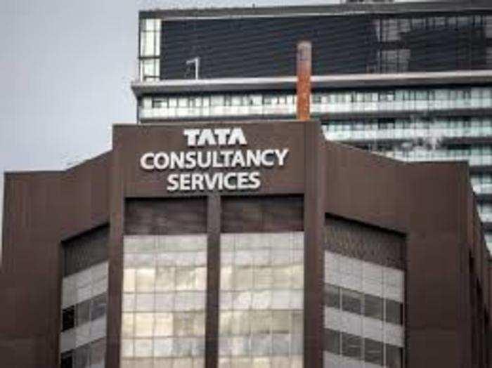 TCS का शेयर मंगलवार को 4 प्रतिशत से अधिक लुढ़क गया।