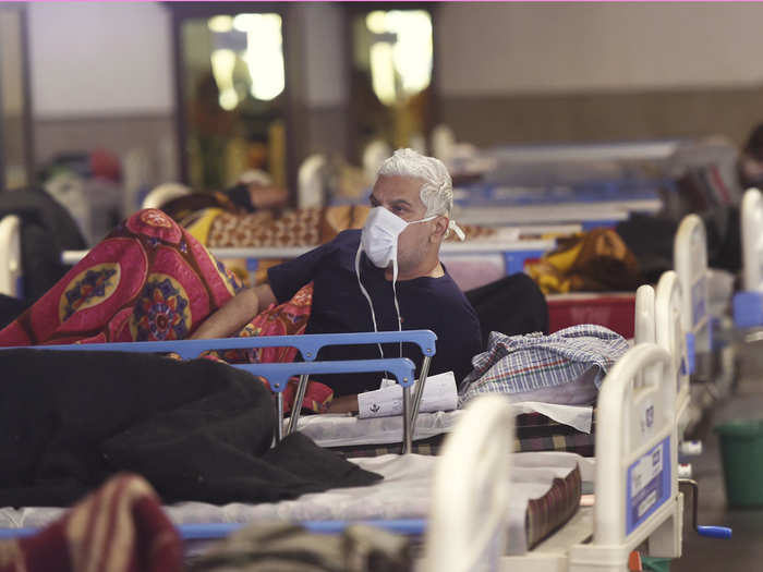 coronavirus delhi live update: radha swami covid center army hospital to open again for corona patients