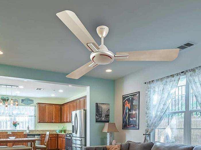 Ceiling Fans : 1,221 रुपए में स्लीक और स्टाइलिश Ceiling Fan, कमरे में हवा दे भरपूर