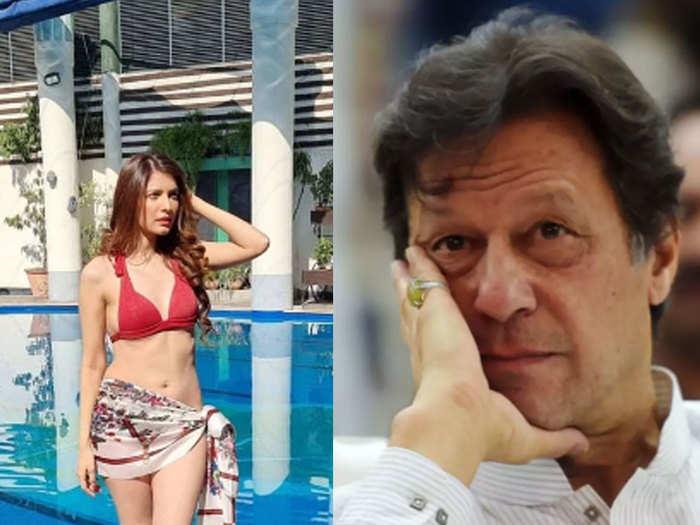 pak pm imran khan biopic actress saeeda imtiaz gets brutally trolled for sharing bikini pictures