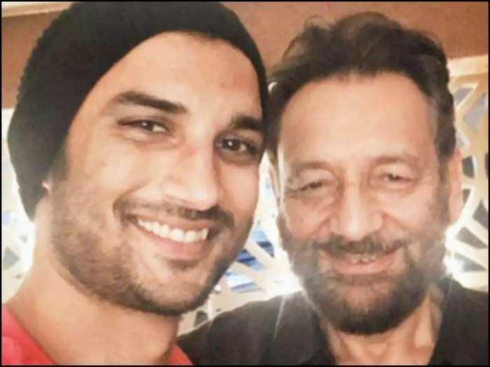 सुशांत सिंह राजपूत को याद करते हुए शेखर कपूर ने किया ट्वीट