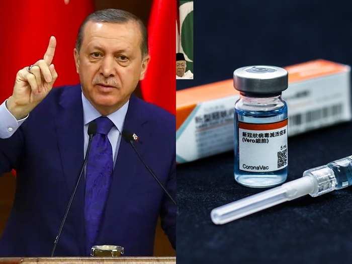 Turkey Chinese Vaccine 01