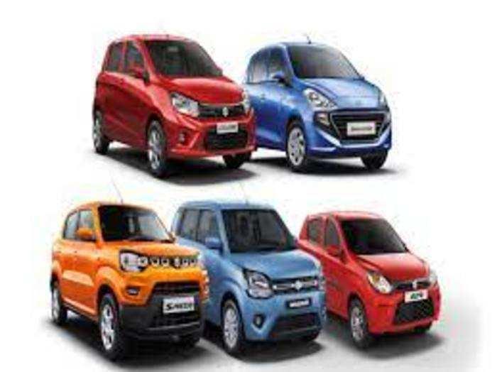 मारुति सुजुकी ने 2020-21 में 1.57 लाख सीएनजी गाड़ियां बेचीं।