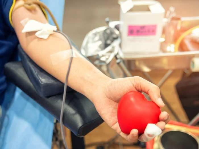 can diabetics patients donate blood experts bust on the myth