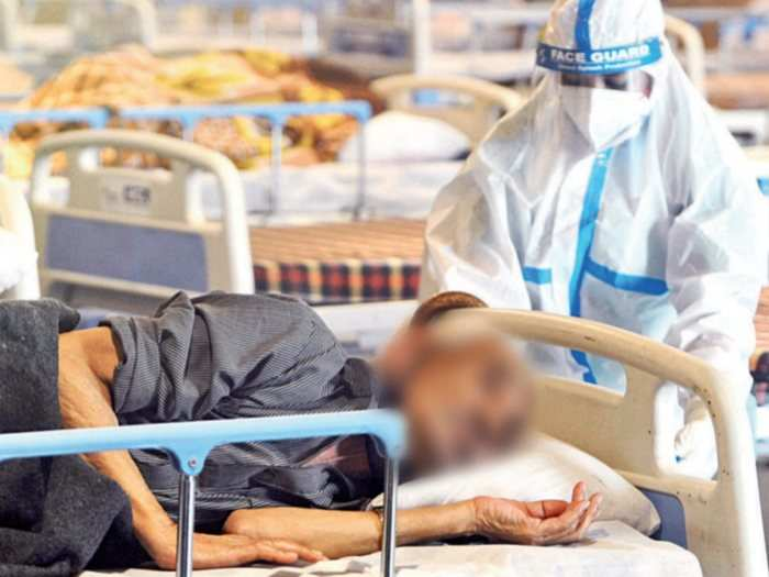 covid-19 hospitals and care centres in delhi running out of ventilator beds as cases spiral