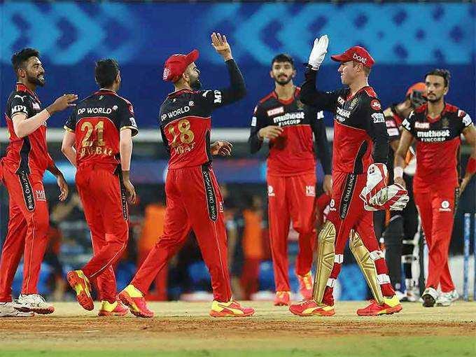 बैंगलोर की लगातार दूसरी जीत