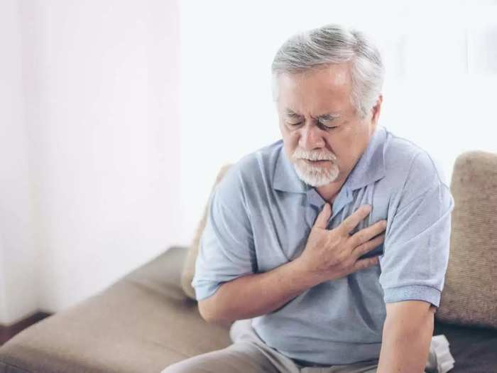 what are the symptoms, causes and remedies of heart disease in marathi