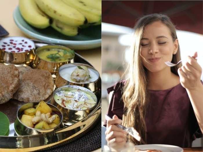 healthy foods you can eat during navratri fasting routine