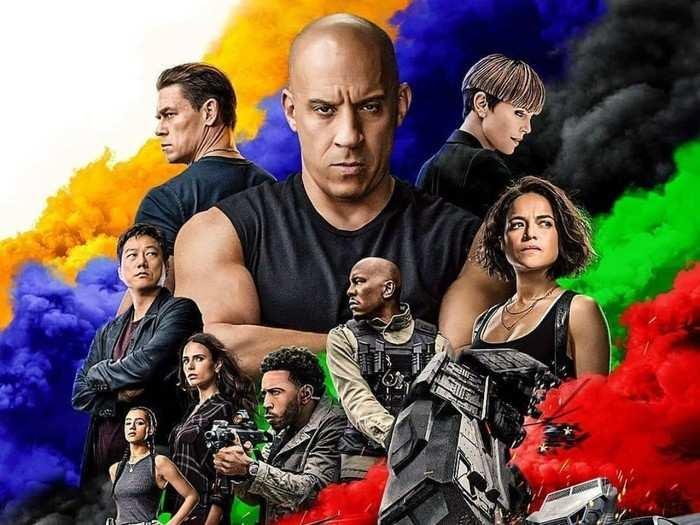 विन डिझेल-जॉन सीनाचे धमाकेदार कार स्टंट, Fast & Furious 9 Trailer 2 रिलीज