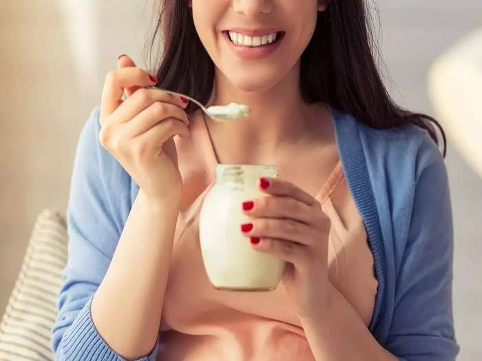 benefits of curd to pregnant woman in marathi