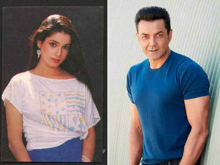 neelam kothari explained the real reason behind the breakup with bobby deol in marathi